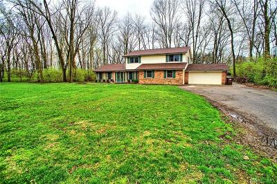 Troy Single Family Home For Sale: 1760 Beechwood Drive