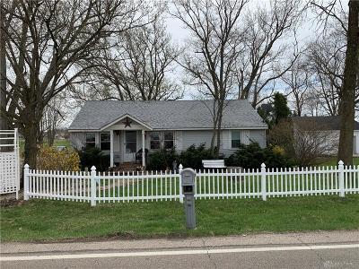 Brookville Single Family Home For Sale: 936 Salem Street