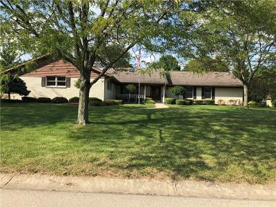 Beavercreek Single Family Home Pending/Show for Backup: 2446 Dakem Drive