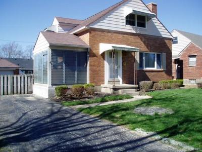 Dayton Single Family Home For Sale: 911 Greenmount Boulevard