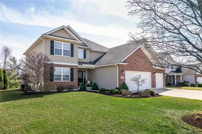 Troy Single Family Home Pending/Show for Backup: 2752 Chatham Drive