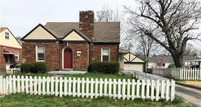 Kettering Single Family Home Pending/Show for Backup: 709 Broad Boulevard