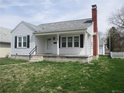 Dayton Single Family Home Pending/Show for Backup: 2708 Wayland Avenue