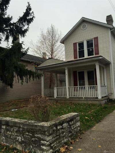 Dayton Single Family Home For Sale: 275 Linden Avenue