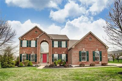 Miamisburg Single Family Home For Sale: 5451 Greenfinch Drive