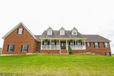 Greene County Single Family Home For Sale: 1109 Hook Road