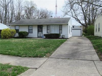 Dayton Single Family Home For Sale: 3356 Forent Avenue
