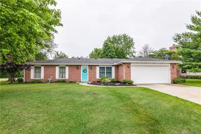 Troy Single Family Home Pending/Show for Backup: 1500 Brook Park Drive