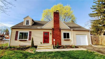 Kettering Single Family Home For Sale: 11 Carrlands Drive