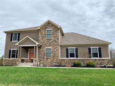 Tipp City Single Family Home For Sale: 536 Storm Court