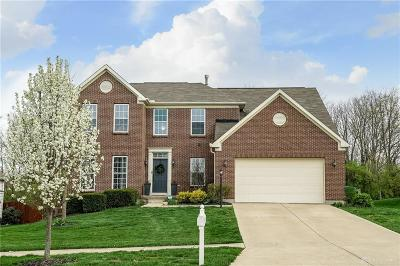 Springboro Single Family Home Pending/Show for Backup: 3322 Greycliff Trail