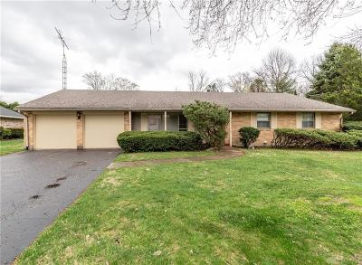 Montgomery County Single Family Home For Sale: 5566 Durwood Road