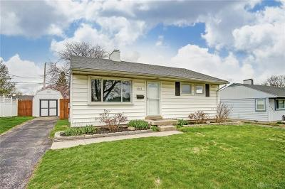 Dayton Single Family Home Pending/Show for Backup: 2341 Ghent Avenue