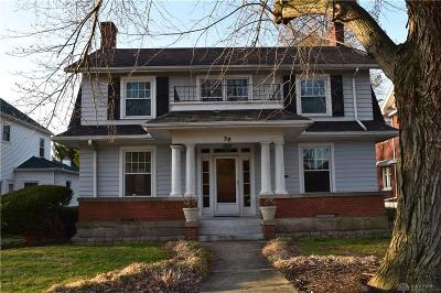 Xenia Single Family Home For Sale: 38 Church Street
