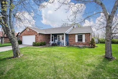 Dayton Single Family Home Pending/Show for Backup: 6010 Jennagate Lane
