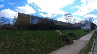 Dayton Multi Family Home Pending/Show for Backup: 116-128 Ernst Avenue