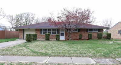 Montgomery County Single Family Home For Sale: 3687 Utica Drive