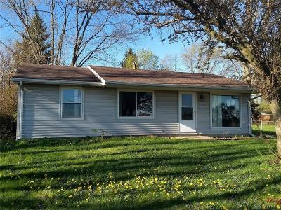 Single Family Home For Auction: 11544 Gerlaugh Road