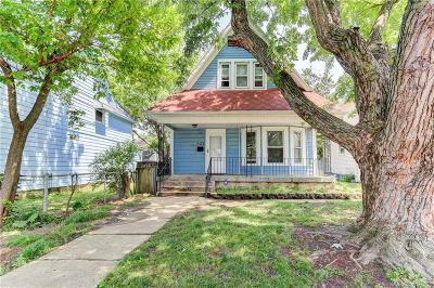 Dayton Single Family Home For Sale: 622 Maryland Avenue