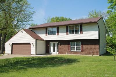 Beavercreek Single Family Home For Sale: 3014 Maginn Drive