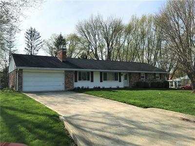 Beavercreek Single Family Home Pending/Show for Backup: 539 Colonial Drive