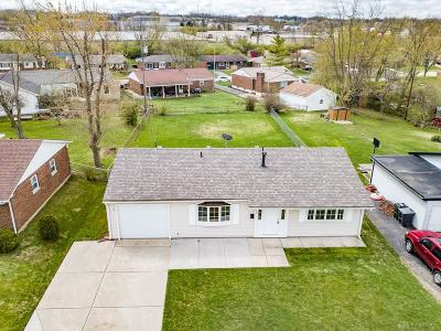 Dayton Single Family Home Pending/Show for Backup: 330 Orchard Hill Drive