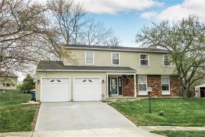 Dayton Single Family Home For Sale: 4083 Rymark Court