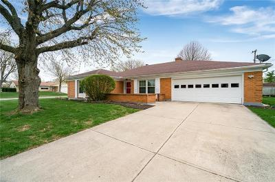 Dayton Single Family Home Pending/Show for Backup: 5274 Bromwick Drive