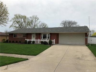 Butler Township Single Family Home Pending/Show for Backup: 2712 Hazelbrook Drive