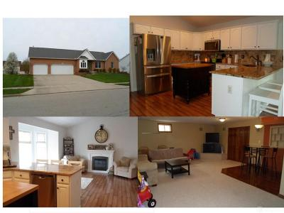 Tipp City Single Family Home Pending/Show for Backup: 734 Copperfield Lane