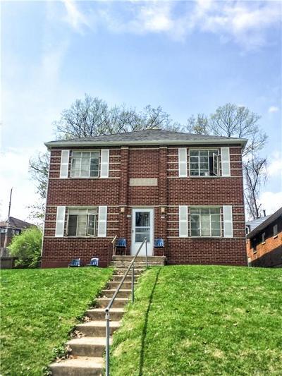 Dayton Multi Family Home For Sale: 1155 Linda Vista Avenue