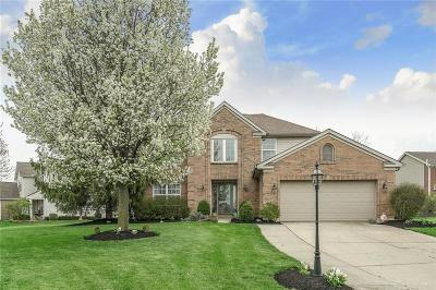 Miamisburg Single Family Home For Sale: 2077 Beldon Court