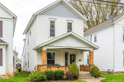 Xenia Single Family Home For Sale: 144 3rd Street
