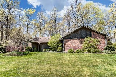 Vandalia Single Family Home For Sale: 2211 Settlers Trail
