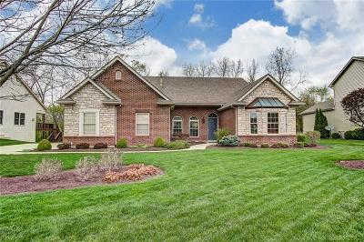 Dayton Single Family Home For Sale: 8795 Winston Farm Lane