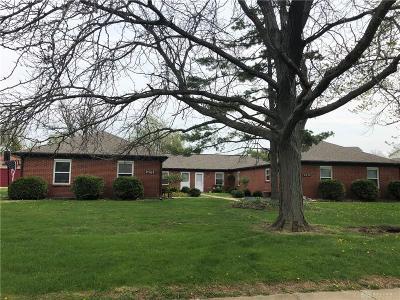 Montgomery County Multi Family Home For Sale: 8368 Washington Village Drive