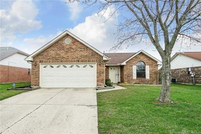 Huber Heights Single Family Home Pending/Show for Backup: 6389 Rolling Glen Drive