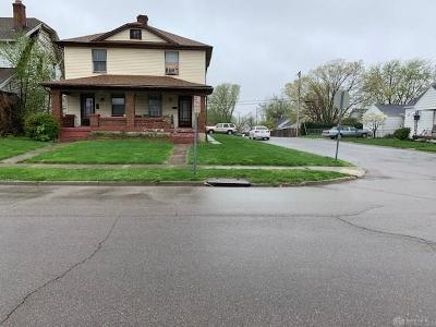 Dayton Multi Family Home For Sale: 1501 Coventry Road