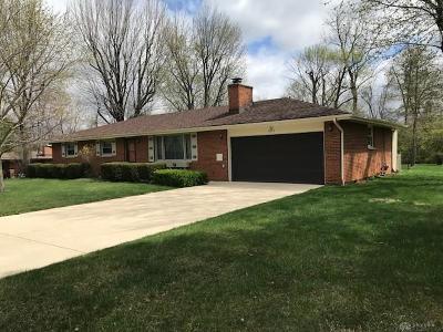 Beavercreek Single Family Home Pending/Show for Backup: 2653 Green Hills Drive