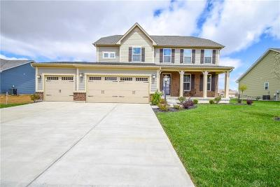 Troy Single Family Home For Sale: 3291 Heatherstone Drive
