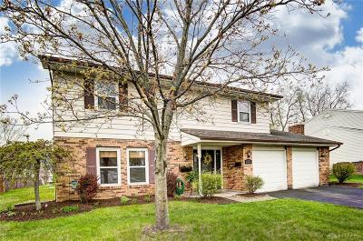 Dayton Single Family Home For Sale: 4131 Cozycroft Drive