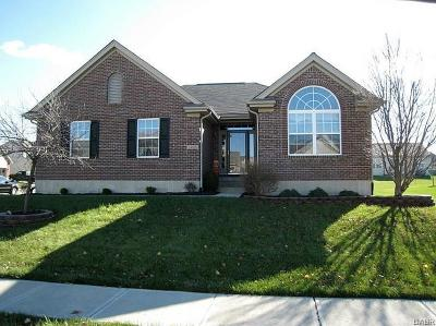 Fairborn Single Family Home Pending/Show for Backup: 1460 Observatory Drive