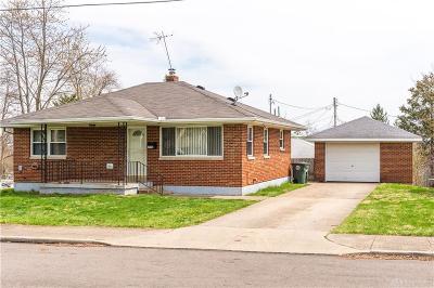 Dayton Single Family Home For Sale: 1950 Meriline Avenue