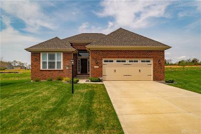 Bellbrook Single Family Home For Sale: 1621 Weeping Willow Court