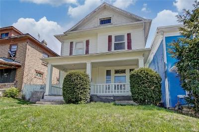 Dayton Single Family Home For Sale: 660 Wilfred Avenue