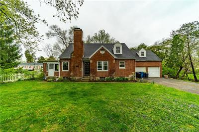 Dayton Single Family Home For Sale: 23 Glenhaven Road