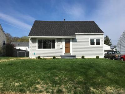 Dayton Single Family Home For Sale: 123 Ellington Road