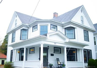 Troy Single Family Home For Sale: 101 Water Street