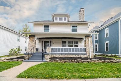 Xenia Single Family Home For Sale: 241 2nd Street