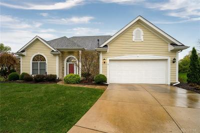 Centerville Single Family Home Pending/Show for Backup: 7446 Fawn Run